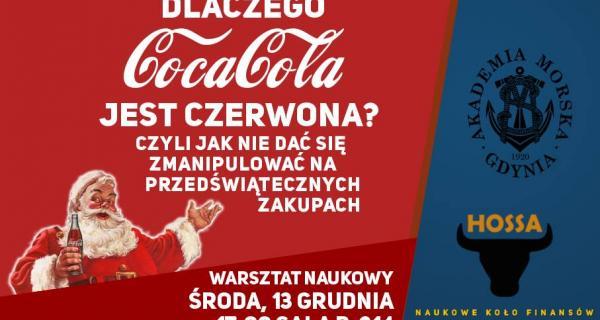 Dlaczego coca-cola jest czerwona, czyli jak nie dać się zmanipulować na przedświątecznych zakupach